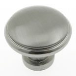 "1"" Inch Satin Nickel Knob"