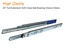 20 Inch Full Extension Soft Close Ball Bearing Drawer Slides Kitchen Cabinet