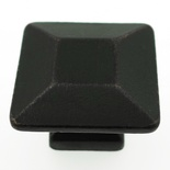 "1-1/4"" Inch Oil Rubbed Bronze Knob"