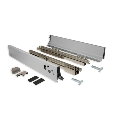 Metal Drawer Box System - 22 Inch Soft Close Full Extension Slides