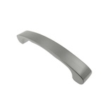 "4-3/8"" Inch Brushed Nickel Pull"