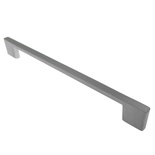 "9-1/2"" Inch Brushed Nickel Pull"