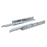 22 Inch Full Extension Soft Close Undermount Drawer Slides Kitchen Cabinet