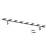 "10"" Inch Solid Stainless Steel T Bar Pull Handle"