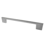 "7-1/2"" Inch Brushed Nickel Pull"