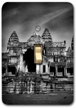 Angkor Metal Switch Plate