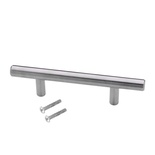 "4"" Inch Stainless Steel T Bar Pull Handle"